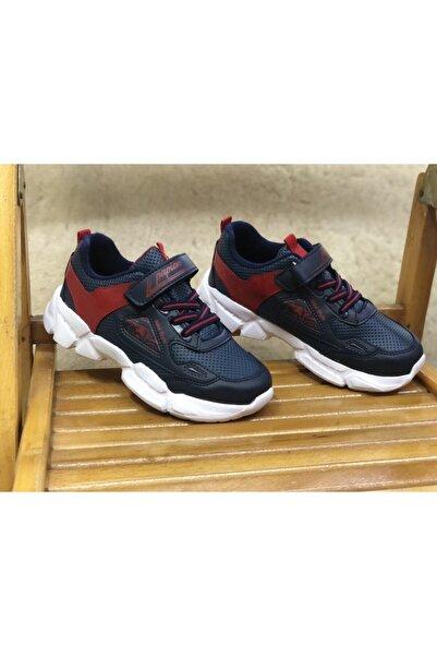 Papion Yeni Çocuk Kışlık Spor Ayakkabı Kalın Taban