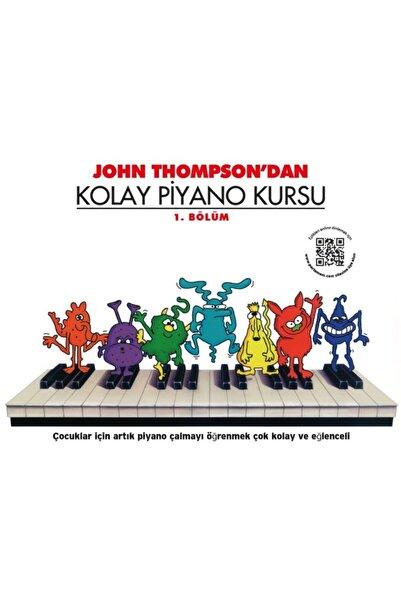 Portemem Yayınları John Thompson Kolay Piyano Kursu 1