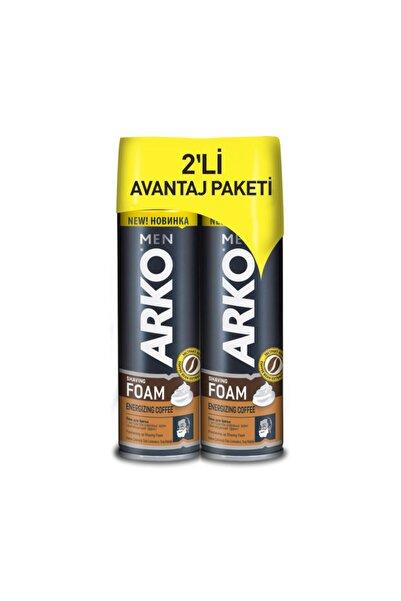 ARKO Men Coffee Tıraş Köpük 2x200ml