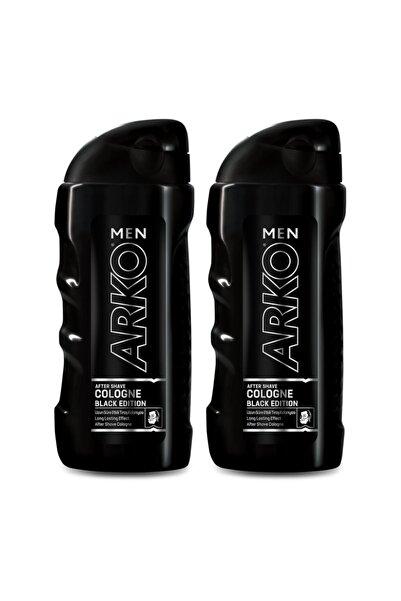 Arko Men Men Black Edition Tıraş Kolonyası 2x250ml