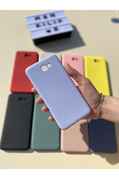 MM KILIF AKSESUAR Samsung Galaxy J7 Prime Uyumlu Silikon Lansman Kılıf