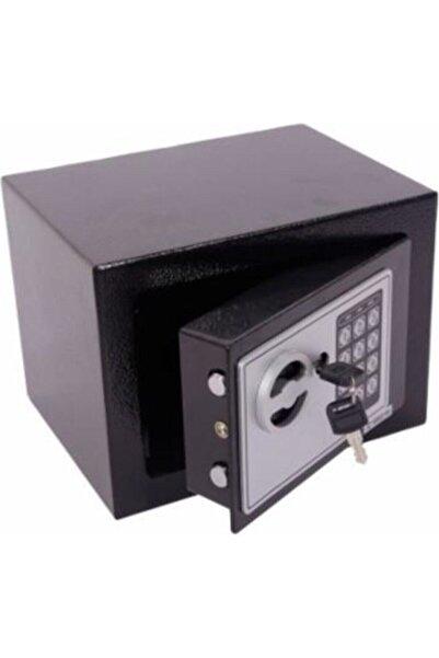 STAXX POWER Elektronik Şifreli Para Kasası Çelik Kasası Otel Kasası 3mm Montaj Ekipmanları Hediyeli