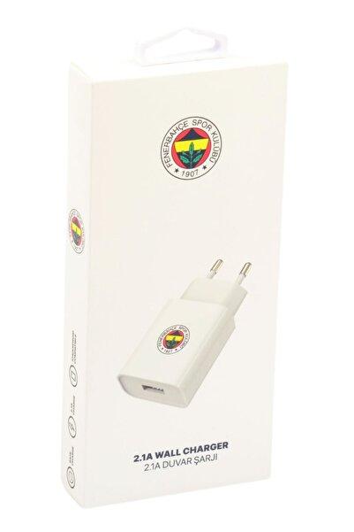Fenerbahçe Orijinal Lisanslı 2.1 A Şarj Adaptörü