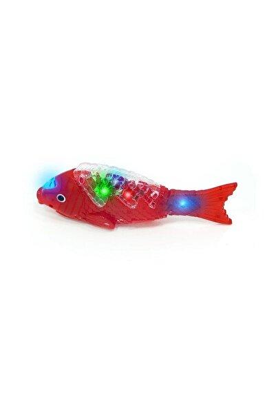 Kardelen Sesli ve Işıklı Yürüyen Balık