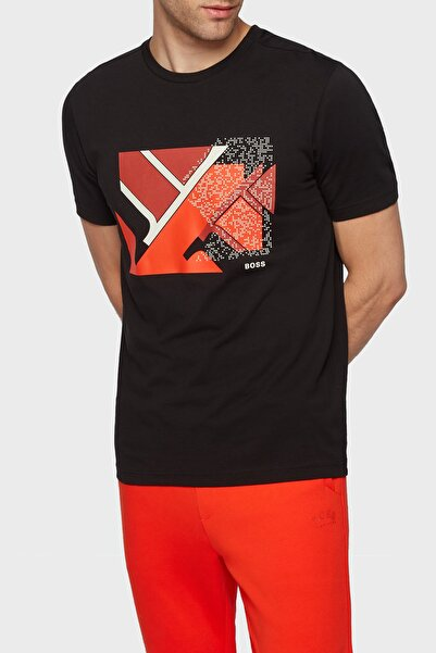 Hugo Boss T Shirt Erkek T Shirt 50455766 001
