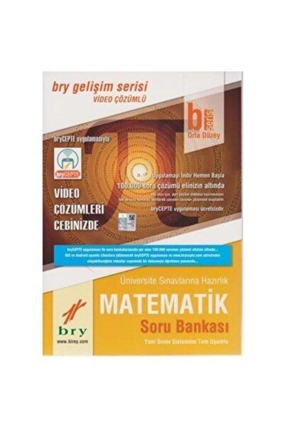 Birey Akademi 2019 Birey B Serisi Orta Düzey Matematik Soru Bankası Birey Yayınları