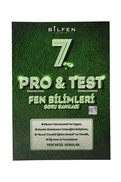 Bilfen Yayıncılık 7. Sınıf Pro & Test Fen Bilimleri Soru Bankası