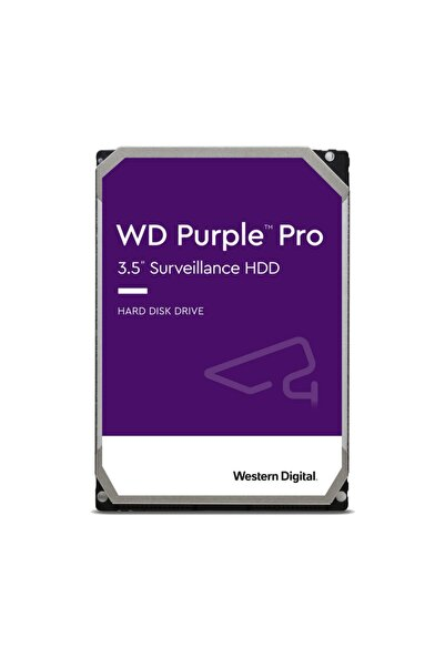 "WESTERN DIGITAL Wd 10tb Purple 5400rpm 256mb 7-24 3.5"" Wd101purp Pcdvrharddisk"