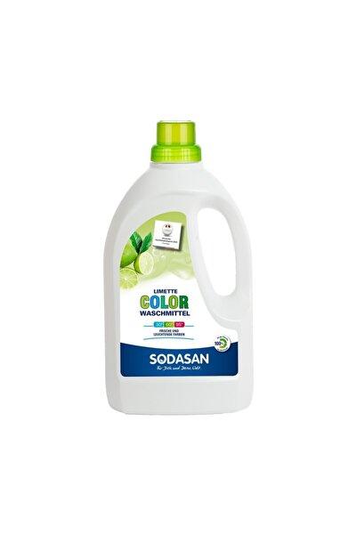 Sodasan Sıvı Çamaşır Deterjanı Limon - 15 Lt