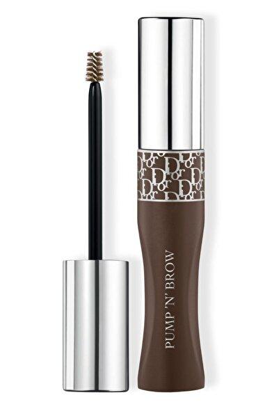 Dior Show Pump'n Brow Kaş Maskarası - 002 Dark Brown