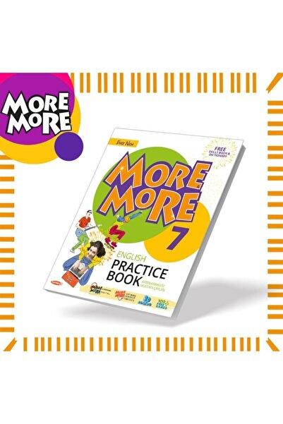 Kurmay Yayınları More And More 7. Sınıf Englısh Practıce Book 2022