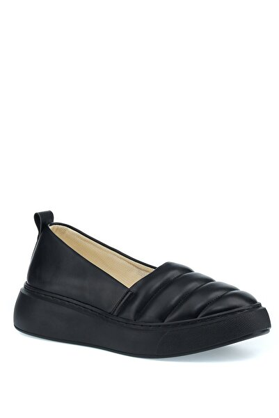 Carmens Romy 1pr Siyah Kadın Loafer Ayakkabı