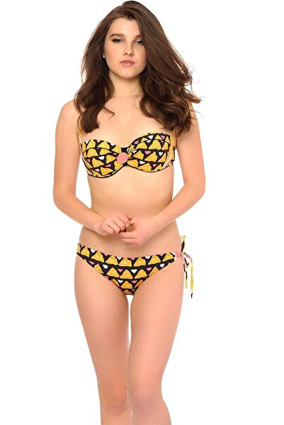 Reflections Kadın Push-up Bikini Takımı 100214
