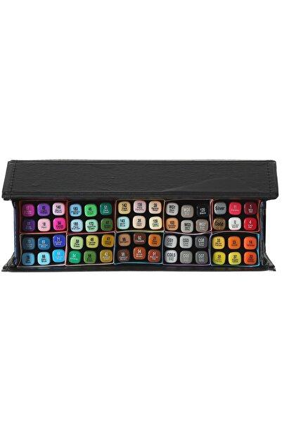 Tinge Marker Kalem - 60'lı Karma Renk Seti Çanta Hediyeli