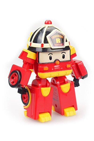 POLI Robocar Poli Transformers Robot Figür Roy