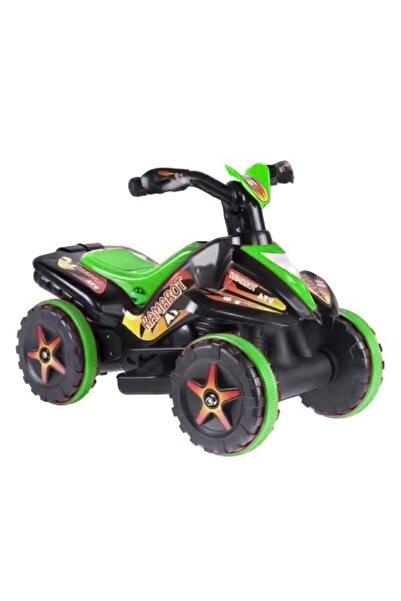 Mashotrend Yeşil Renk Akülü Atv - Akülü Çocuk Arabası - Akülü Motorsikleti - Yeşil Kamarot Atv - Akülü Araba