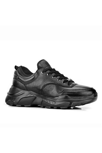 Cabani Dora Günlük Kadın Sneaker 256e1181 Siyah