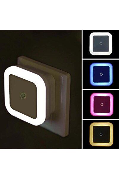 Panther Karanlık Sensörlü Mavi Gece Lambası Pt-893