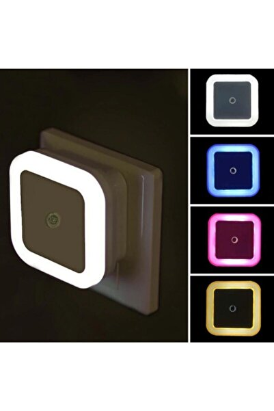 Panther Pembe Karanlık Sensörlü Gece Lambası
