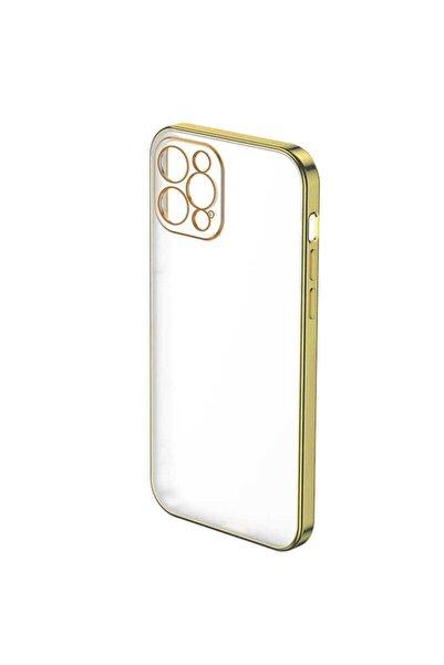Benks Apple Iphone 12 Pro Max Uyumlu Matte Electroplated Tpu Case