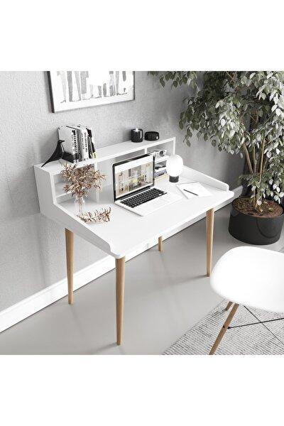 intarz Raflı Çalışma Masası