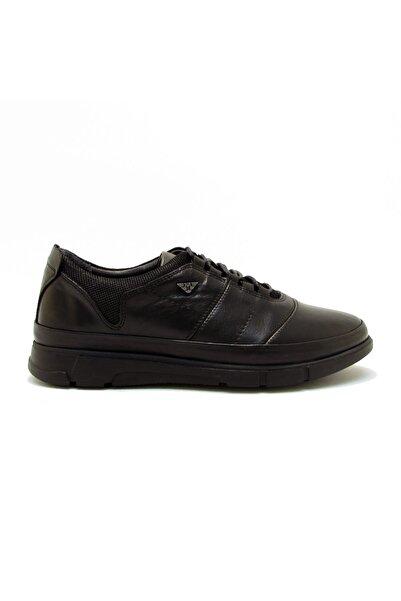Uğur Mrcm10366 Siyah Erkek Comfort Atom Ayakkabı