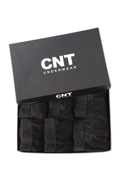 CNT Erkek Boxer Likralı 6'lı Premium Paket