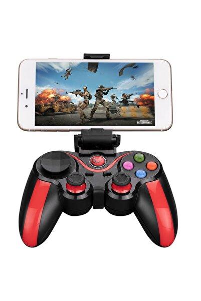 Rampage Sg-r707 Android Ps3/pc/smart Phone/tv Box Bluetooth Kablosuz Joypad
