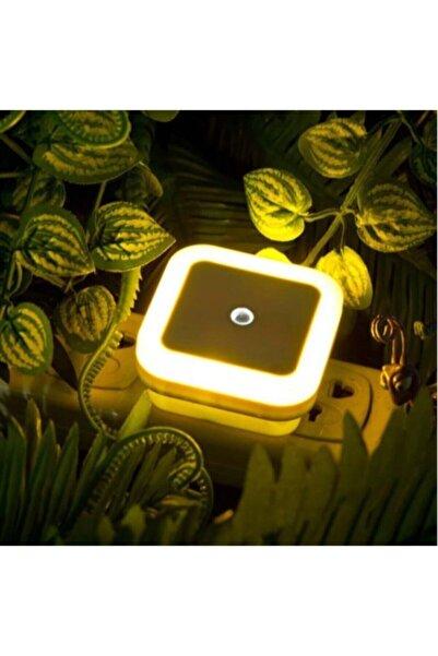 Panther Sarı Pt 893 Karanlık Sensörlü Gece Lambası