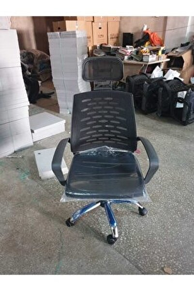 Ofis Sandalye Siyah