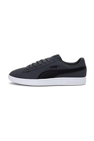 Puma SMASH BUCK V2 TDP Siyah Erkek Sneaker Ayakkabı 101085511