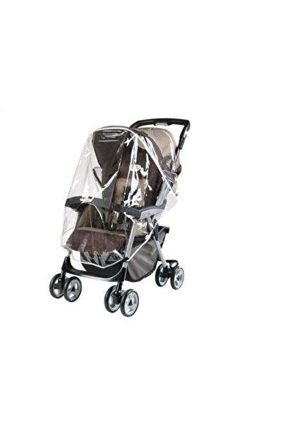 OKMORE Bebek Arabası Puset Şeffaf Yağmurluk Rüzgar Engelleyici Muşamba