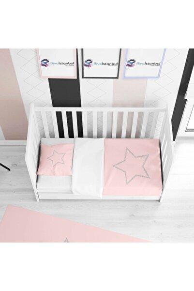 Tropikhome Parlayan Yıldız Çocuk Yatak Örtüsü