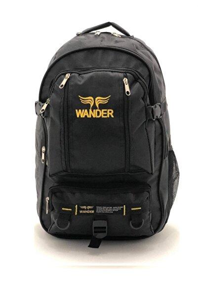 Wander Unisex Siyah Spor Çantası 365476Tr