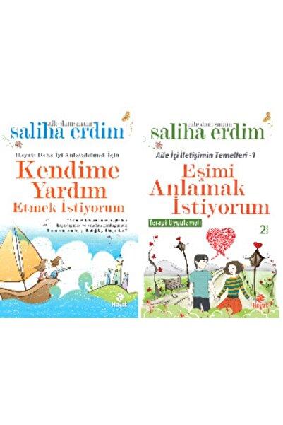 Hayat Yayınları Saliha Erdim Aile Seti 2 Kitap Takım