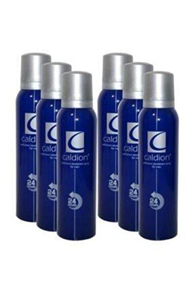 Caldion 6 Adet Classic Erkek Deodorant 150 ml