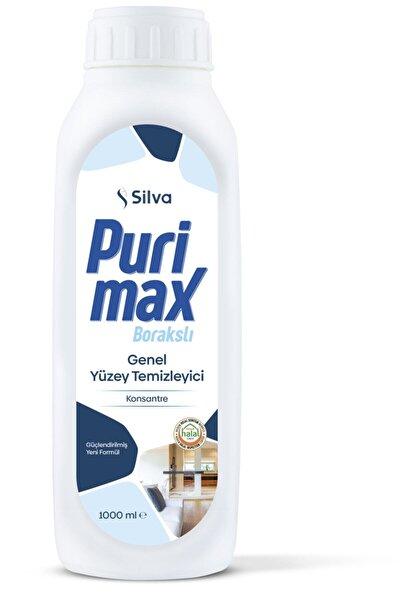 Silva Purimax Genel Yüzey Temizleyici Doğal Içerikli Konsantre 1000 ml