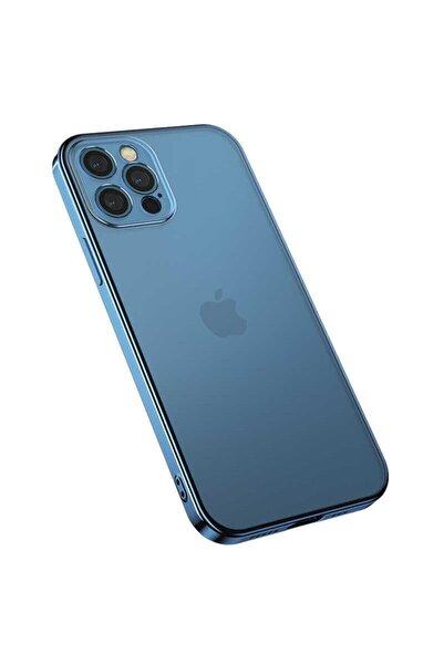 Benks Iphone 12 Pro Uyumlu Matte Electroplated Tpu Case