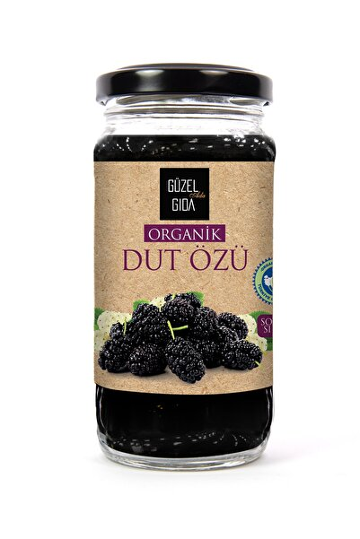 Güzel Gıda Organik Dut Özü 290 gr