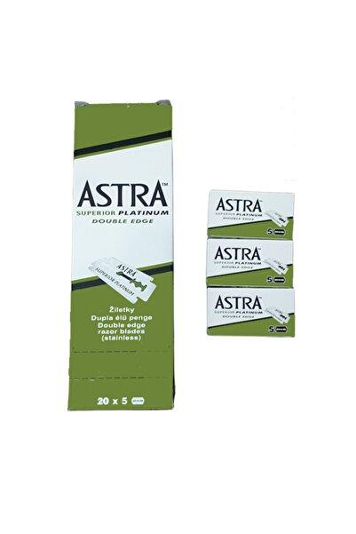 Astra Tıraş Bıçağı 100 Adet