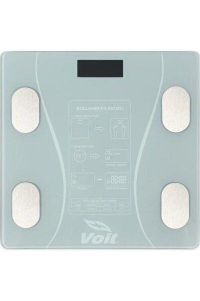 Voit Akıllı Bluetooth Dijital Baskül - Yağ Ölçer - Vücut Analizi