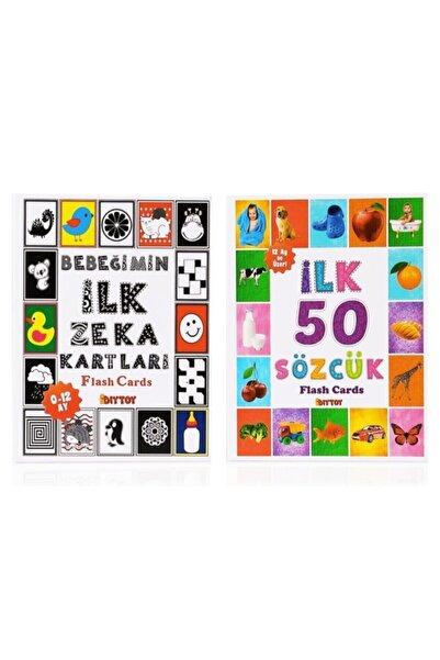 Vardem Eğitici Kartlar Ilk 50 Sözcük Ve Bebeğimin Ilk Zeka Kartlari Diytoy