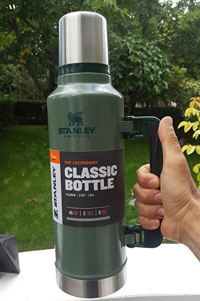 Stanley 1,9 Lt Yeşil Klasik Vakumlu Termos