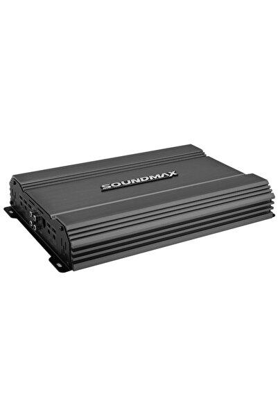 Soundmax Sx-3800.4 4kanal 4x80 4000w Profesional Amfi Bas Kontrol