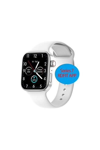 LENSUN Watch 7 Z36 Yeni Apple Android Uyumlu Yan Tuş Aktif 4 Renk Seçeneği Mevcut Ingilizce Menü