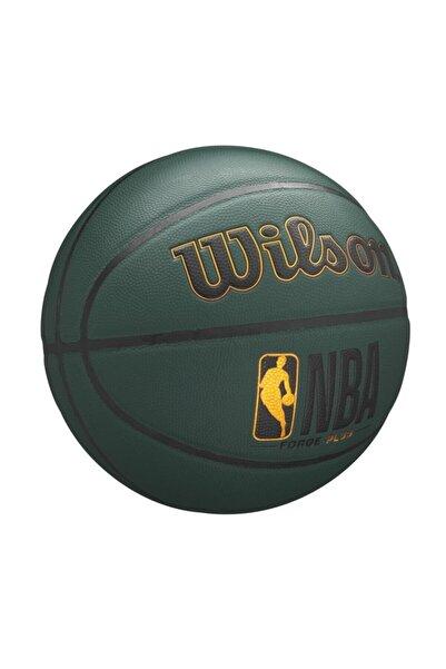 Wilson Nba Forge Plus Basketbol Topu Forest Green Size 7 Wtb8103xb07