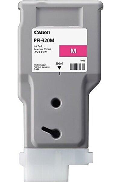 Canon Pfı-320m Magenta Kırmızı Plotter Kartuş Tm-200-300-305