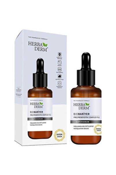 Herbaderm Superserum Bio Bariyer (PRE/PROBİYOTİK COMPLEX %1) 30 ml