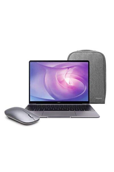 "Huawei Matebook 13 2021 Ryzen 7 3700u 16 Gb 512 Gb Ssd Rx Vega 10 13"" Qhd + Notebook Çantası Ve Mouse"