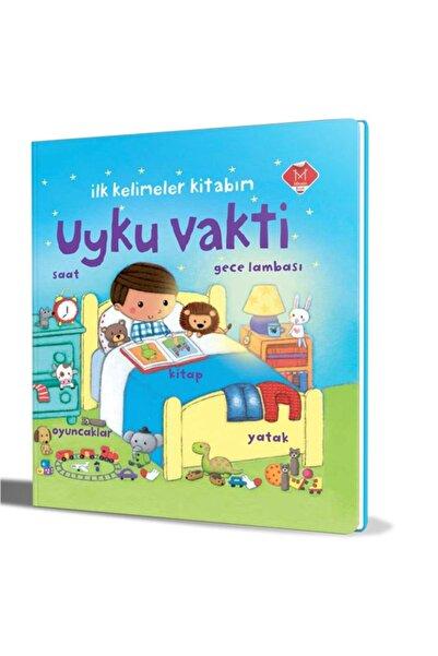 Mikado Yayınları Ilk Kelimeler Kitabım - Uyku Vakti